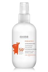 BABE - BABE PEDITRIC SUN SPRAY SPF50 200ML