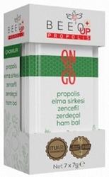 BEEOUP - BEEOUP PROPOLİS ON THE GO ELMA SİRKELİ 7X7 GR