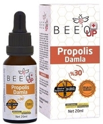 BEEOUP - BEEUP PROPOLİS DAMLA %30 20 ML