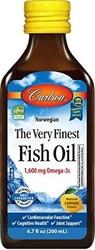 CARLSON - CARLSON FISH OIL BALIK YAĞI ŞURUBU LİMONLU 200 ML
