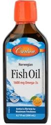 CARLSON - CARLSON FISH OIL PORTAKAL 200 ML
