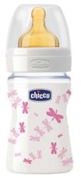 CHICCO - CHICCO CAM BİBERON KAUCUK 150 ML