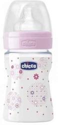 CHICCO - CHICCO PP BİBERON 150 ML PEMBE