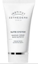 INSTITUT ESTHEDERM - INSTITUT ESTHEDERM NUTRI SYSTEM CREAM MASK 75 ML