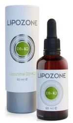 LIPOZONE - LİPOZONE D3+K2 VİTAMİN 60 ML