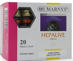 MARNYS - MARNYS HEPALIVE 20X10 AMPUL