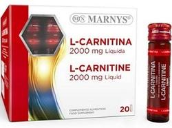 MARNYS - MARNYS L-CARNITINE 20X11ML AMPÜL