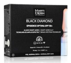 MARTİDERM - MARTIDERM BLACK DIAMOND EPIGENCE OPTIME SPF50+ 10 AMPUL 2 ML