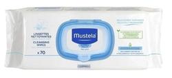 MUSTELA - MUSTELA CLEANSING WIPES ISLAK MENDİL70 ADET