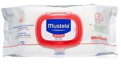 MUSTELA - MUSTELA SMOOTHING ISLAK MENDİL 70 ADET
