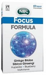 NBL - NBL FOCUS FORMULA 30TABLET