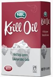 NBL - NBL KRILL OIL 30 KAPSÜL