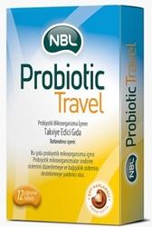 NBL - NBL PROBIOTIC TRAVEL 6 CT 12 LI