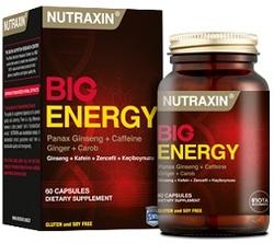 NUTRAXIN - NUTRAXIN BIG ENERGY 60 KAPSÜL
