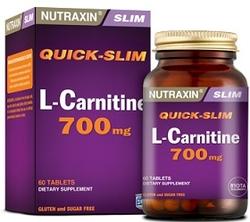 NUTRAXIN - NUTRAXIN L-CARNITINE 60 KAPSÜL