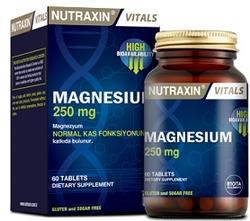 NUTRAXIN - NUTRAXIN MAGNESIUM 250 MGX 60 TABLET