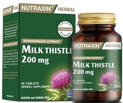 NUTRAXIN - NUTRAXIN MILK THISTLE 60 TABLET