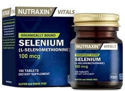 NUTRAXIN - NUTRAXIN SELENIUM 100 MCG 100 TABLET