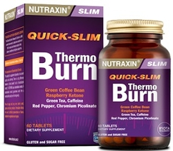NUTRAXIN - NUTRAXIN THERMO BURN 60 TABLET