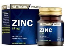 NUTRAXIN - NUTRAXIN ZINC 15 MG 100 TABLET