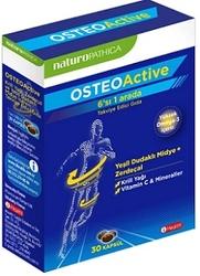 OSTEO - OSTEO ACTİVE TAKVİYE EDİCİ GIDA 30 KAPSÜL