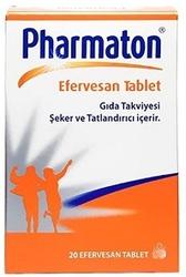 PHARMATON - PHARMATON EFERVESAN TABLET 20 TABLET