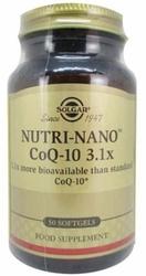 SOLGAR - SOLGAR NUTRI-NANO COQ10 50 TABLET