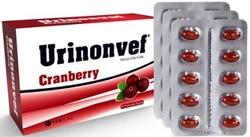 URINONVEF - URINONVEF CRANBERRY 30 YUMUŞAK KAPSÜL