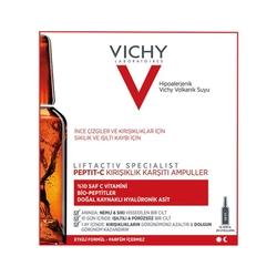 VICHY - VICHY LIFTACTIV PEPTİT-C KIRIŞIKLIK KARŞITI AMPUL 10 X 1.8 ML